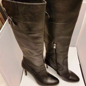 NWOB. Ralph Lauren Halina Knee Length Boots.Size 9
